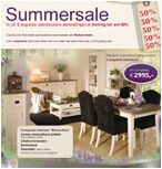Country Life Style Summersale mailing